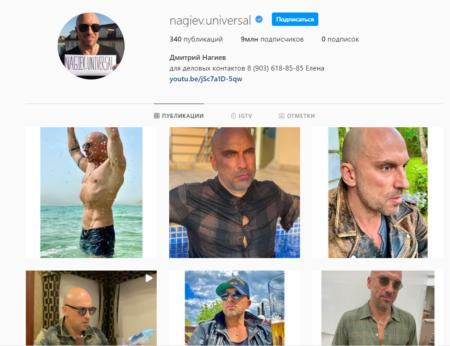 топ блоггеров в Instagram